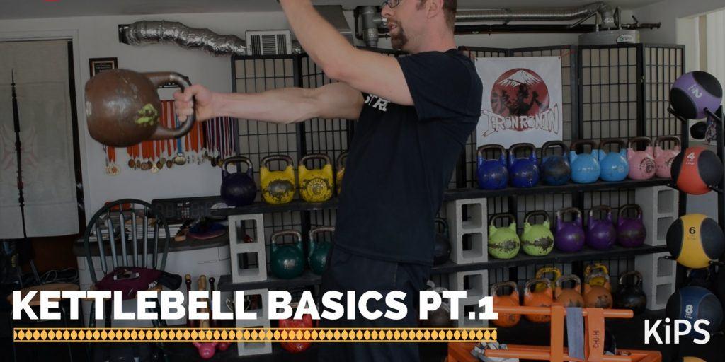 Kettlebell Basics Pt.1   feat. Jason Dolby