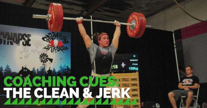 Coaching Cues: The Clean & Jerk