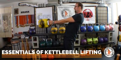 Essentials of Kettlebell Lifting Certification Preview