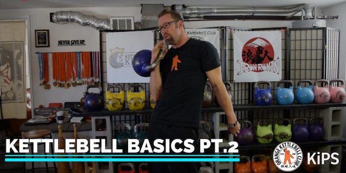 Kettlebell Basics Pt.2 | feat. Jason Dolby
