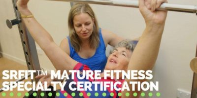 SrFit Mature Fitness Speciality Certification