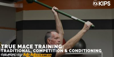 True Mace Training: Traditional, Competition & Conditioning