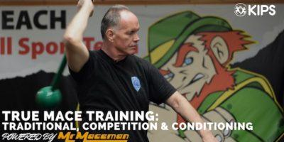 Hand to Hand Toss | Mace Training Certification