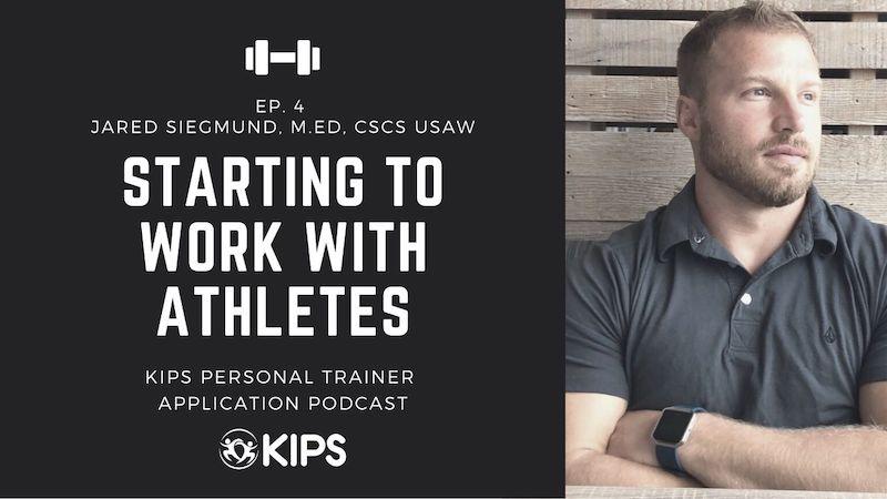 Starting to Work with Athletes feat. Jared Siegmund