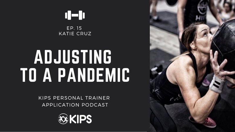 Adjusting to a Pandemic feat. Katie Cruz