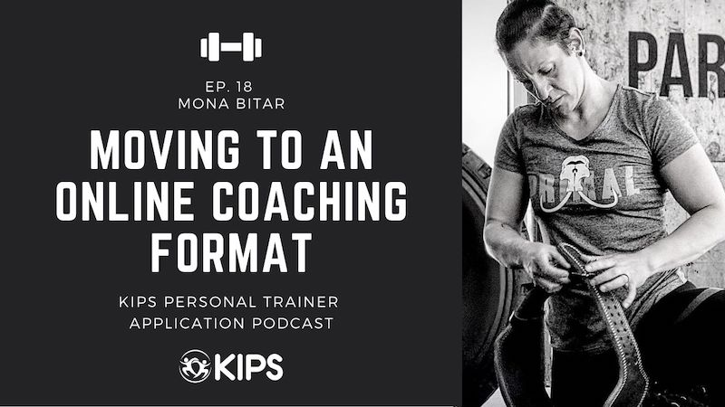 Moving to an Online Coaching Format feat. Mona Bitar