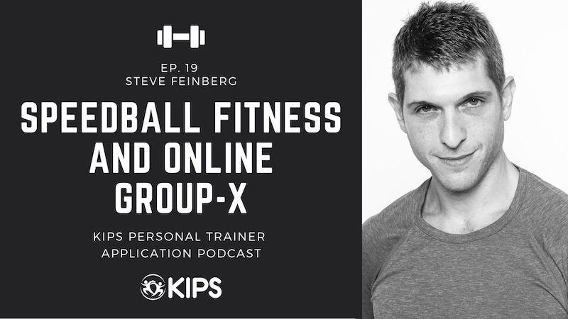 Speedball Fitness and Group-X feat. Steve Feinberg
