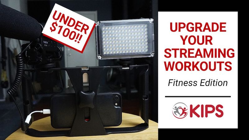 Upgrade Your Smartphone Accessories for Streaming Workouts