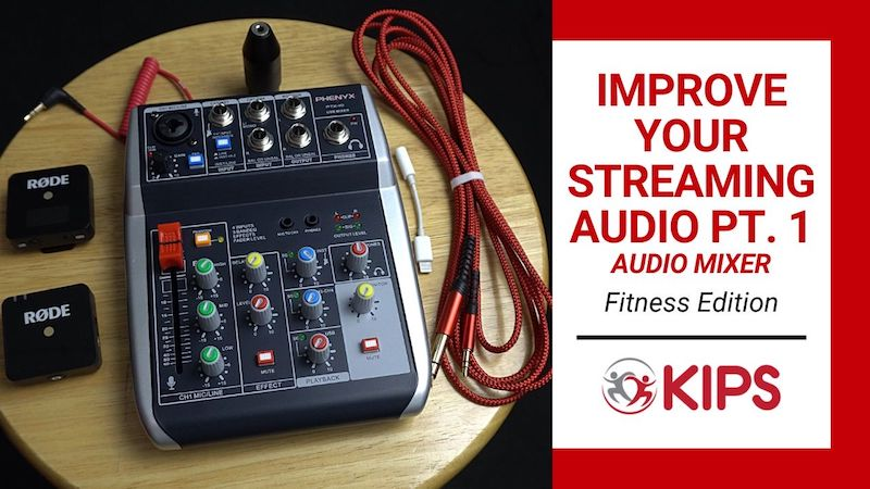 Improve Your Streaming Audio Pt. 1