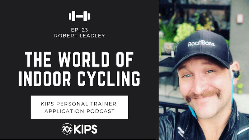 The World of Indoor Cycling feat. Robert Leadley