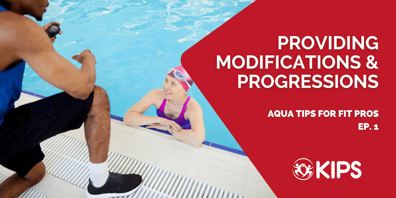 Aqua Tips for Fit Pros | Ep. 1