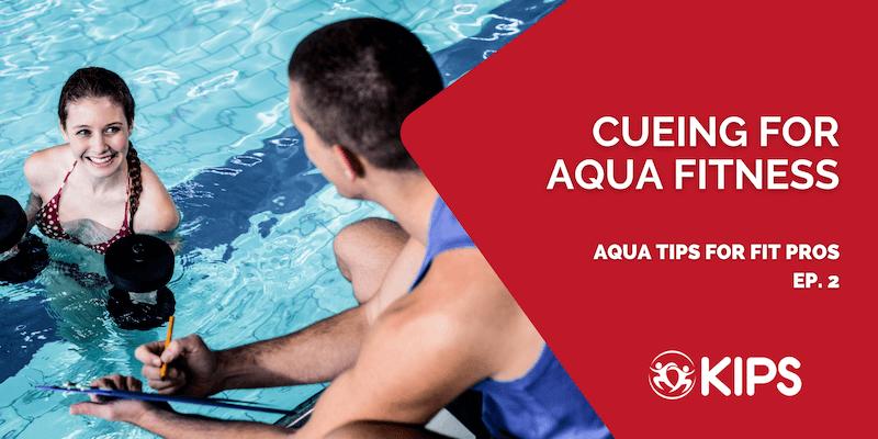 Cueing for Aqua Fitness