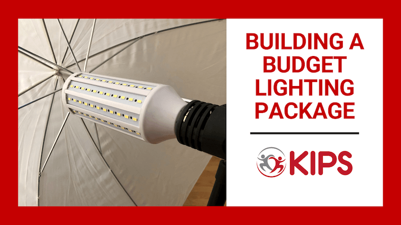 Building a Budget Lighting Package