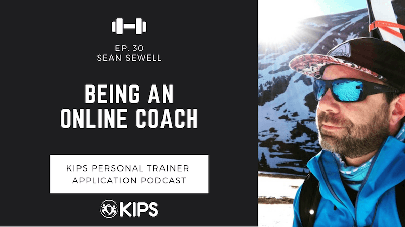 Being an Online Coach feat. Sean Sewell
