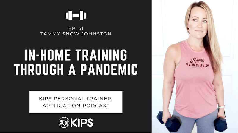 In-Home Training Through a Pandemic feat. Tammy Snow Johnston