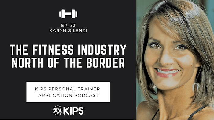 The Fitness Industry North of the Border feat. Karyn Silenzi