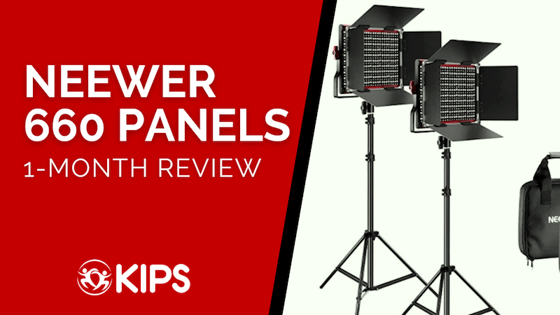 NEEWER 660 LED Panels | 1 Month Review