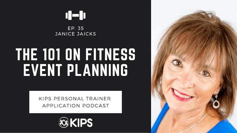 The 101 on Fitness Event Planning feat. Janice Jaicks