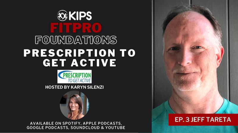 Prescription To Get Active feat. Jeff Tareta