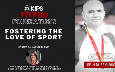 Fostering the Love of Sport feat. Duff Gibson