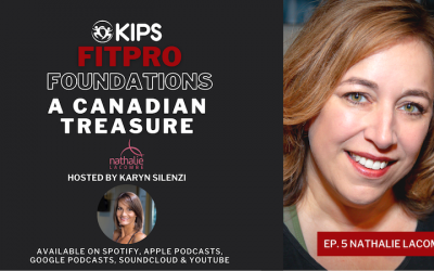 A Canadian Treasure feat. Nathalie Lacombe | FitPro Foundations