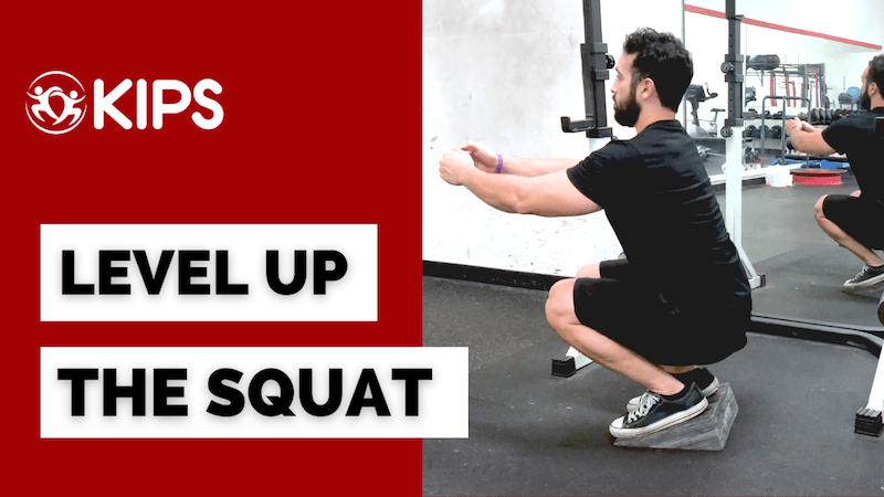 Level Up Squat | Help Your Clients Build a Better Squat