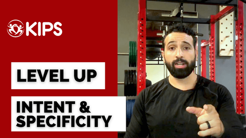 Intent & Specificity | Level Up