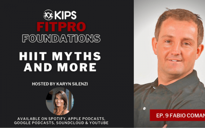 HIIT Myths and More feat. Fabio Comana