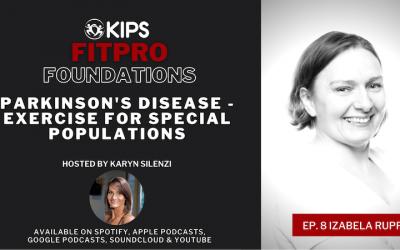 Parkinson's Disease – Exercise for Special Populations feat. Izabela Ruprik