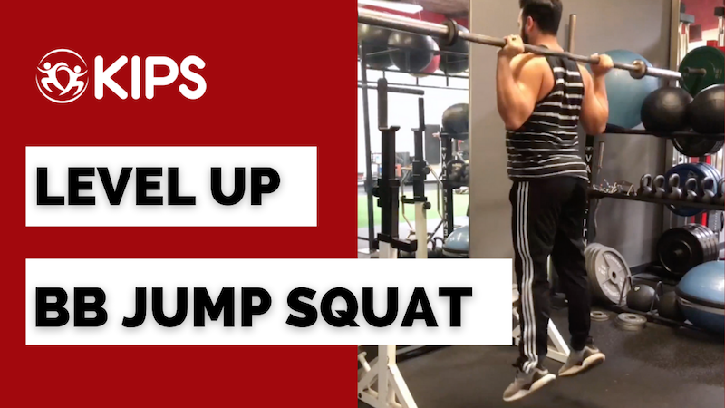 Barbell Jump Squat | STOP! This exercise is killing your gains!