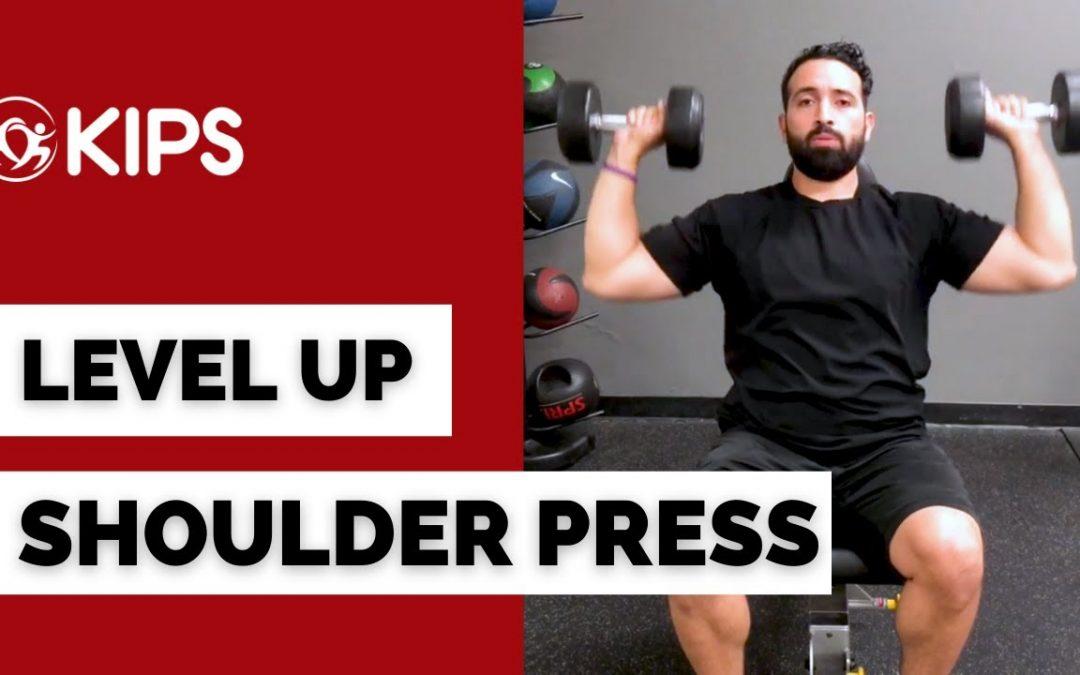 Level Up Your Shoulder Training