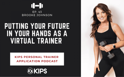 Putting Your Future in Your Hands as a Virtual Trainer feat. Brooke Johnson